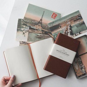 Other - New 3 pc - Notebook, Postcard, Planner Bundle